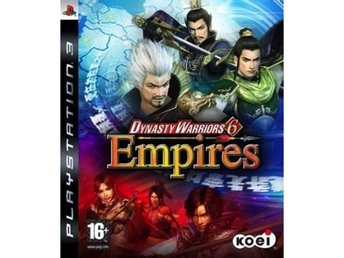 Dynasty Warriors 6 - Empires - Playstation 3
