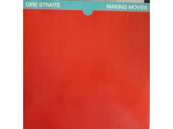 LP - Vinyl - Dire Straits - Making Movies - 1980