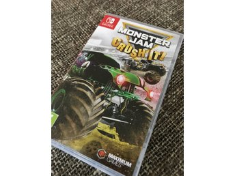 Monster Jam Crush it - Nintendo Switch