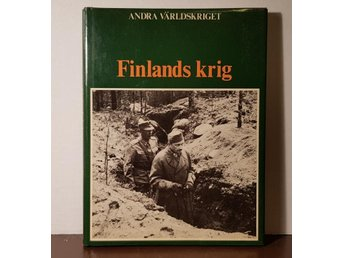 WWII FINLANDS KRIG ISBN  91-7024-013-2 1980