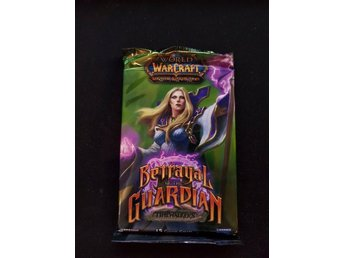 World of Warcraft TCG Kort -Betrayal of the Guardian Booster Pack