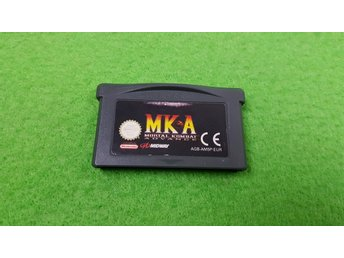 Mortal Kombat Advance  Nintendo GBA