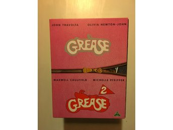Grease & Grease 2/Digipack/2-disc/Olivia Newton-John/John Travolta/Michelle Pfei