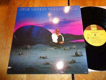 "Stevie Wonder ""In Square Circle"""