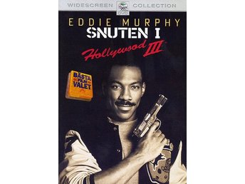 Snuten i Hollywood 3 III (Eddie Murphy) - DVD