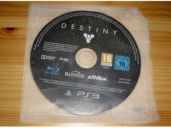 PS3: Destiny