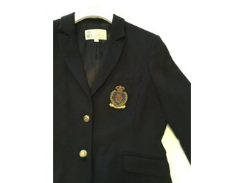 New House Club Blazer strl 40 i cashmere ull
