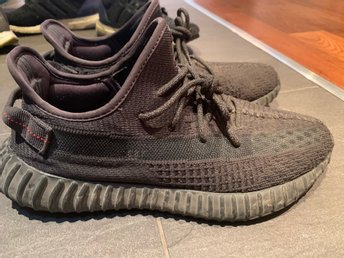 Adidas Yeezy Boost 350 V2 'Black' (Non Reflective) (2019) Stl 44