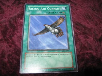 YU-GI-OH RISING AIR CURRENT MRL-E099