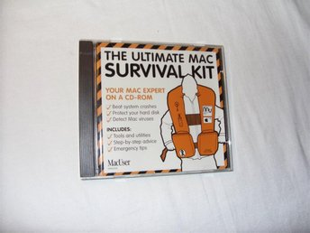 MacUser The Ultimate Mac Survival Kit CD ROM