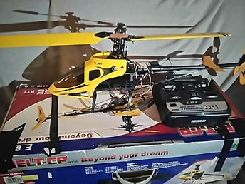 Belt-cp Rc helikopter