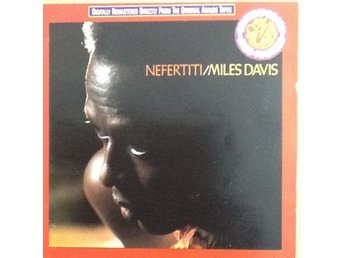 CD MILES DAVIS Nefertiti / Herbie Hancock Wayne Shorter - Jazz