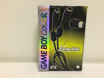 Game Link - Gameboy Color - Svensksåld