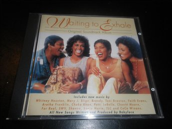 waiting for exhale film musik cd