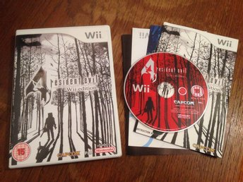 Resident Evil 4 Wii Edition - Nintendo Wii