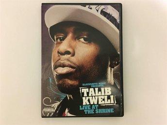 Talib Kweli - Live at the Shrine DVD - Rap Hip - Hop - Gävle - Talib Kweli - Live at the Shrine DVD - Rap Hip - Hop - Gävle