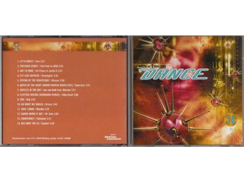 MAXIMUM DANCE 10-01 CD