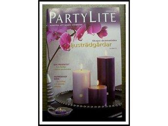 Partylite katalog Vinter/Vår 2010 Ny - överhörnäs - Partylite katalog Vinter/Vår 2010 Ny - överhörnäs