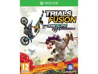 Trials Fusion: The Awesome Max Edition (180+ Banor) - Nytt till Xbox One! REA