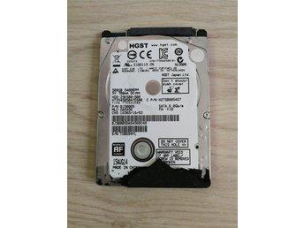 500 GB HGST 2.5 tums hdd för laptop - Upplands Väsby - 500 GB HGST 2.5 tums hdd för laptop - Upplands Väsby
