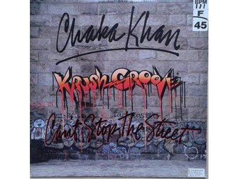 "Chaka Khan title* (Krush Groove) Can't Stop The Street* Electro 12""-maxi US"