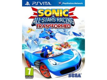 Sonic All-Star Racing: Transformed