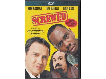 Screwed 2000 DVD