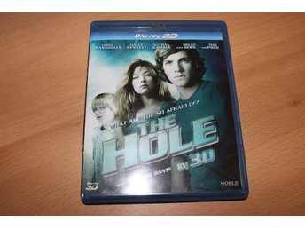 Blu-ray 3D: The hole (Chris Massoglia, Haley Bennett, Nathan Gamble)