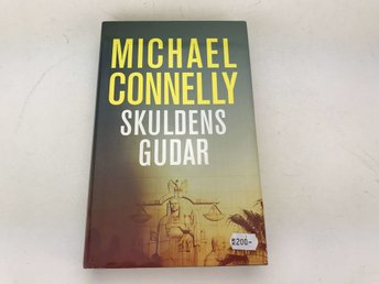 Skuldens Gudar Michael Connely. ISBN 9789143927112