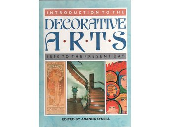 Introduction to Decorative Arts 1890 to the present day