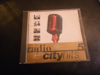 radio city hits 5 cd