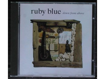 RUBY BLUE - DOWN FROM ABOVE