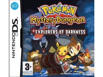 Pokemon Mystery Dungeon: Explorers of Darkness - Nintendo DS