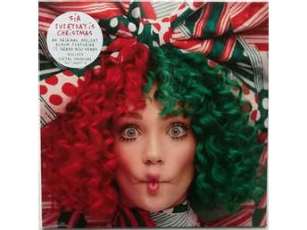 Sia - Everyday Is Christmas - LP