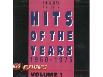 Hits Of The Years 1960-1975 Vol. 1 CD