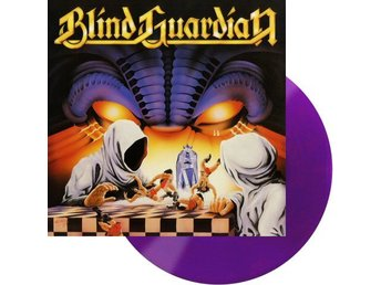 Blind Guardian -Battalions of fear lp purple vinyl w/gatefol