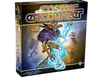 Cosmic Encounter: 42nd Anniversary - Brädspel