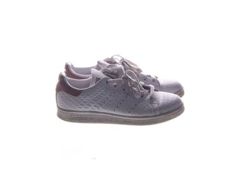 Adidas Stan Smith, Sneakers, Strl: 37 1/3, Vit/Ljusrosa