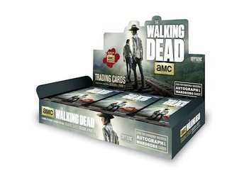 2016 Cryptozoic The Walking Dead (Season 4 - Part 1)