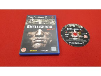 SHELLSHOCK NAM 67 till Sony Playstation 2 PS2