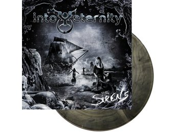 Into Eternity -The Sirens lp Smokey clear 2018 progressive