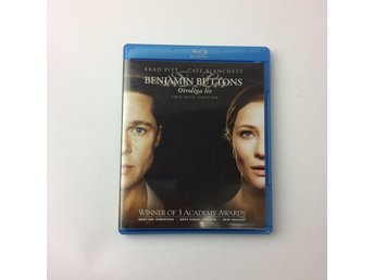 Warner Bros, Blu-ray Film, Benjamin Buttons