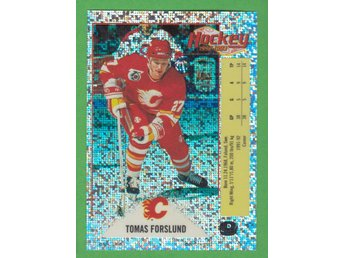 1992-93 Panini Stickers #D Tomas Forslund Calagary Flames