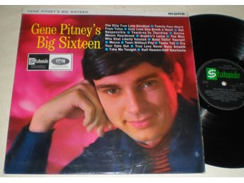 Gene Pitney LP Big Sixteen UK 1965