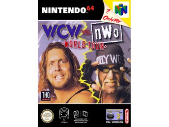 WCW Vs NWO: World Tour - Nintendo 64
