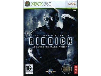 Chronicles of Riddick Assault on Dark Athena - Hallstavik - Chronicles of Riddick Assault on Dark Athena - Hallstavik
