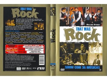 That Was Rock DVD Ovanlig