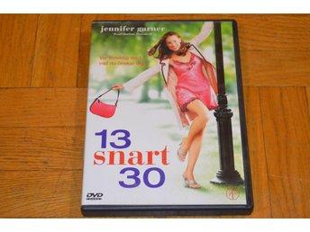 13 Snart 30 ( Jennifer Garner ) - 2003 - DVD - Töre - 13 Snart 30 ( Jennifer Garner ) - 2003 - DVD - Töre