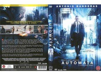 Automata – 2014 – Antonio Banderas, Melanie Griffith – Science Fiction - Malmö - Automata – 2014 – Antonio Banderas, Melanie Griffith – Science Fiction - Malmö