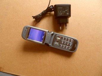 Nokia 6267 olåst GSM-telefon i mycket gott skick - Göteborg - Nokia 6267 olåst GSM-telefon i mycket gott skick - Göteborg